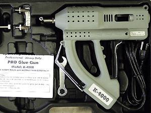 NC Fusil à colle électrique